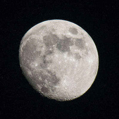 Photograph - Full Moon by Ross G Strachan