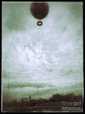 Photograph - Full Of Hot Air by Jason Nicholas
