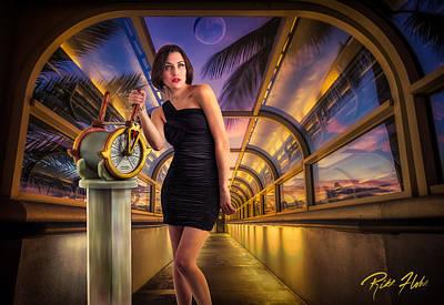 Photograph - Full Throttle by Rikk Flohr