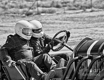 Photograph - Full Throttle by Tom Griffithe