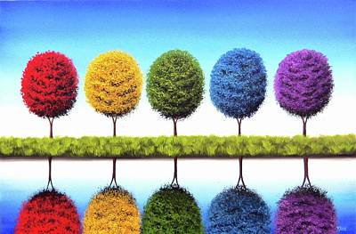 Fuller Days Art Print by Rachel Bingaman