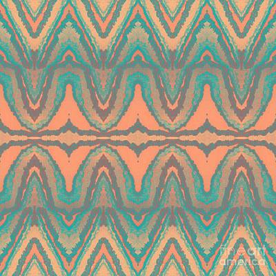 Digital Art - Fully Entwined by Rachel Hannah