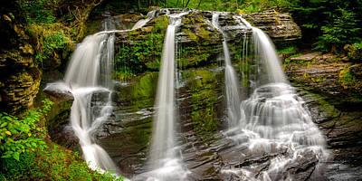 Photograph - Fulmer Falls by Mark Robert Rogers