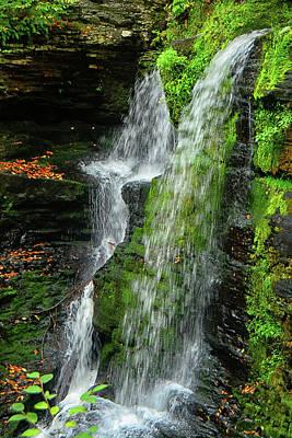 Photograph - Fulmer Falls by Raymond Salani III