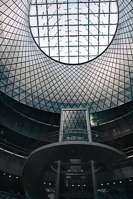 Photograph - Fulton Center by Jessica Jenney