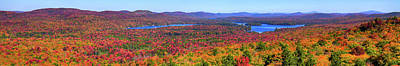 Photograph - Fulton Chain Of Lakes by David Patterson