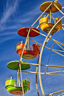 Travel - Fun and Color by Diana Powell