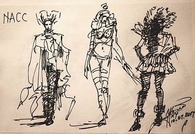 Fun At Art Of Fashion At Nacc Original