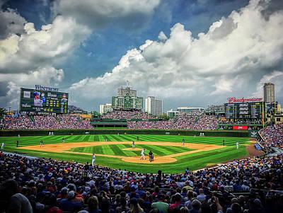Baseball Royalty-Free and Rights-Managed Images - Fun at the Ballpark by Andrew Soundarajan
