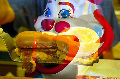 Photograph - Fun Fair Food by David Lee Thompson