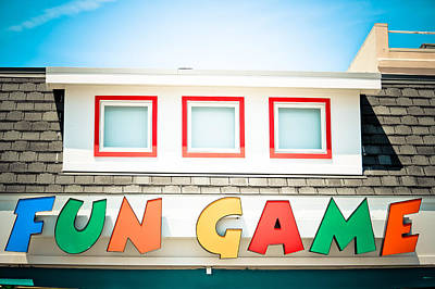 Photograph - Fun Game by Colleen Kammerer