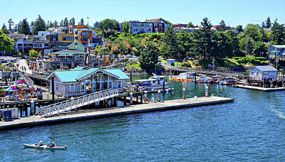 Photograph - Fun In Friday Harbor by Rick Lawler