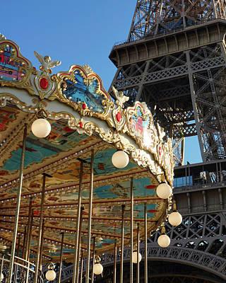 Photograph - Fun In Paris by Brandy Herren