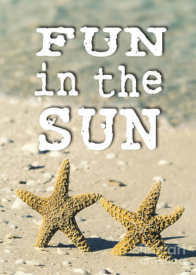 Photograph - Fun In The Sun by Edward Fielding