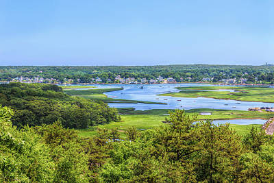 Photograph - Fun On The Annisquam River by John M Bailey