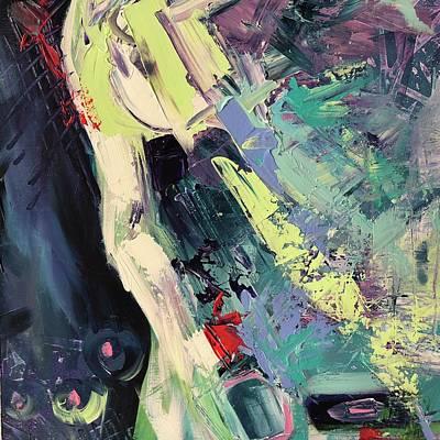 Painting - Fundamental by Karen Ahuja