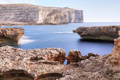 Fungus Rock - Gozo Art Print