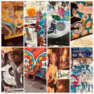 Photograph - Funkiest Beirut by Funkpix Photo Hunter