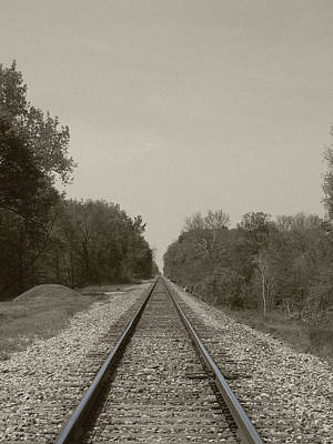 Photograph - Funk's Grove Rr by Dylan Punke