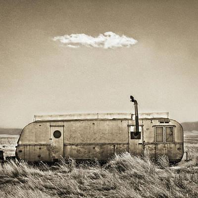 Photograph - Funky Trailer by Scott Wheeler