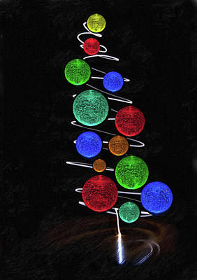 Photograph - Funky Tree by Sue Collura