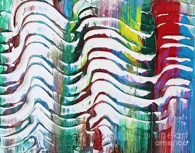 Painting - Funnsie Day by Sarahleah Hankes