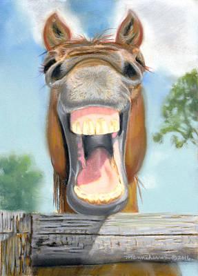 Painting - Funny Bones by Melissa Herrin