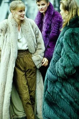 Photograph - Fur Fit Fox by Douglas Hopkins