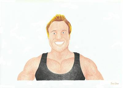 Furious Pete Art Print