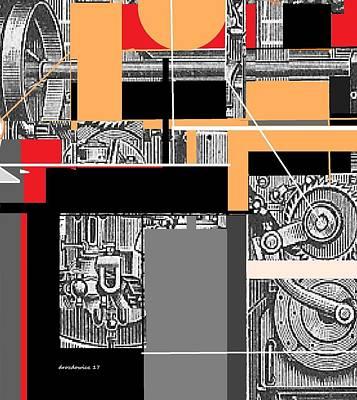 Furnace 2 Art Print