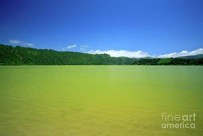 Furnas Photograph - Furnas Lake - Azores by Gaspar Avila