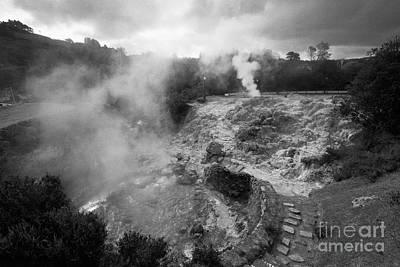 Furnas Photograph - Furnas Volcano by Gaspar Avila