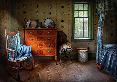 Photograph - Furniture - Chair - American Classic by Mike Savad