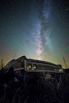 Photograph - Fury by Aaron J Groen