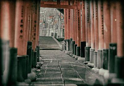 Photograph - Fushima-inari  by David Harding