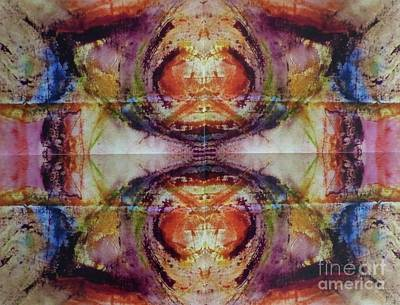 Photograph - Fusion by Debra MacNealy