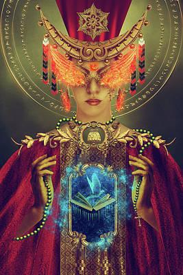 Rosary Digital Art - Fusion by Gio Karlo Birondo