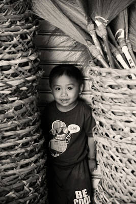 Photograph - Future Basket Case by Jez C Self