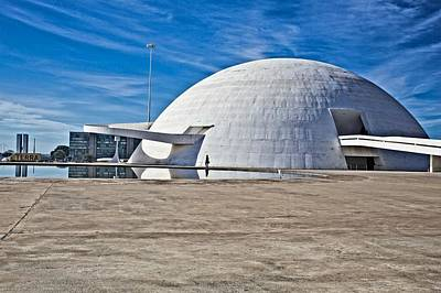 Photograph - Future Dome by Kim Wilson
