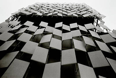 Photograph - Futuristic France by Shaun Higson