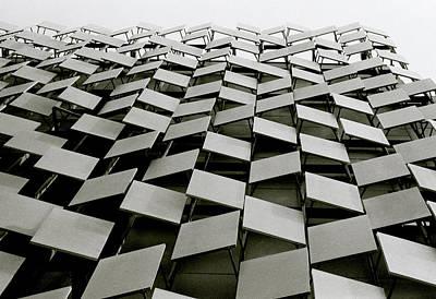 Photograph - Futuristic Marseille by Shaun Higson