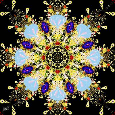 Fuzzy Digital Art - Fuzzy Math by Jim Pavelle