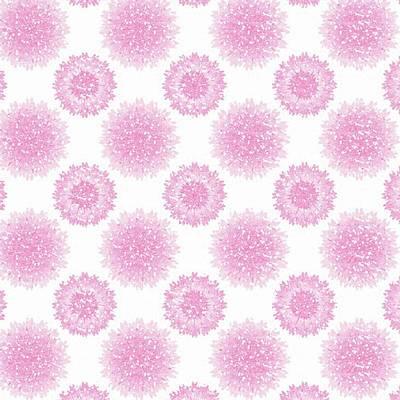 Fuzzy Digital Art - Fuzzy Polka Dots by Anita Fugoso