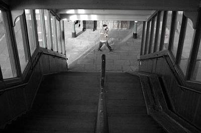 Photograph - G C R 10 by Jez C Self