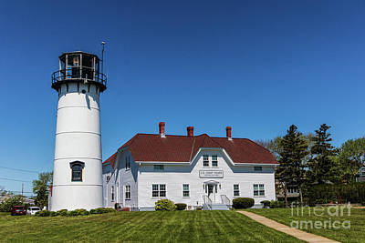 Photograph - Chatham Coast Guard Station by Thomas Marchessault