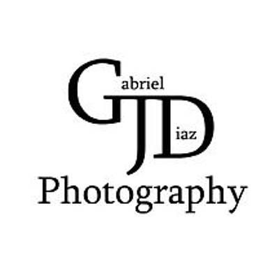 Photograph - Gabriel J Diaz Photography Logo by Gabriel Diaz