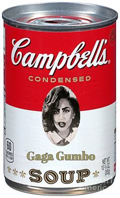Gaga Gumbo For Little Monsters Art Print