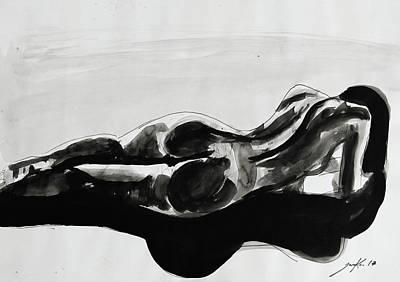 Painting - Gaia Consciousness by Jarko Aka Lui Grande