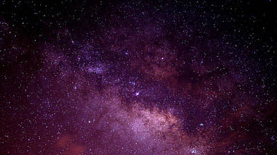 Photograph - Galactic Core by Jason Jacobs