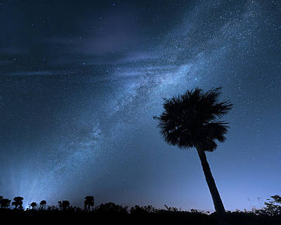 Photograph - Galactic Highway by Mark Andrew Thomas